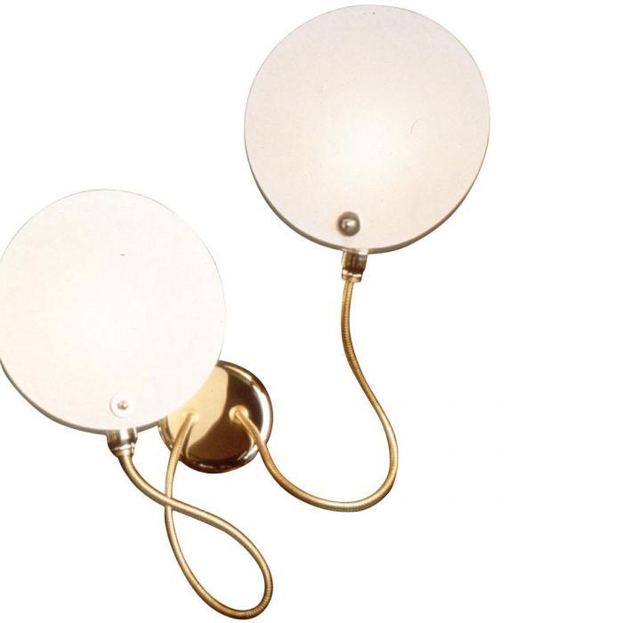 Imagen 1 de Cartaflex 2 Wall lamp/ceiling lamp Nickel