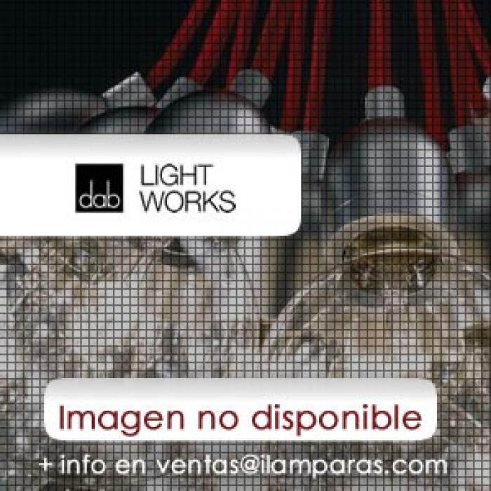 Imagen 1 de Deco s ii Lámpara Colgante Cromo Mate Transparente