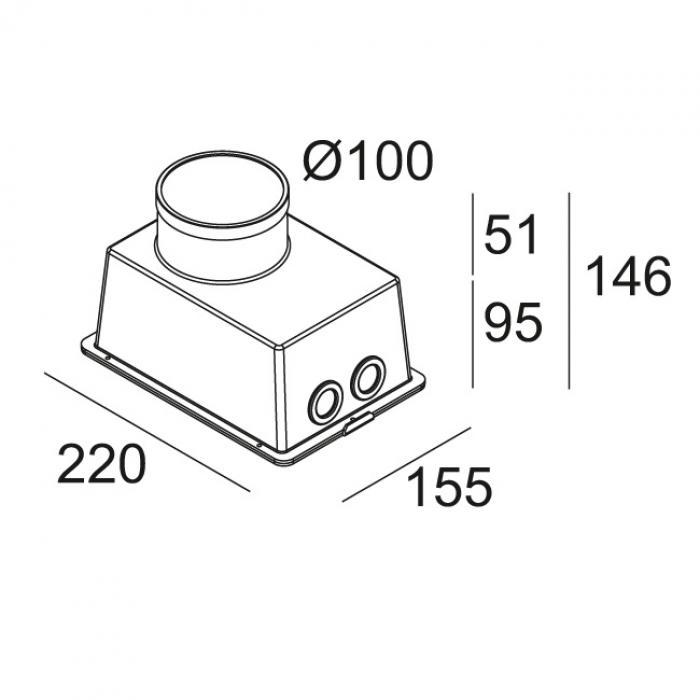 Delta Light Genie Box 90 R 213 19 09 L 225 Mparas De Dise 241 O