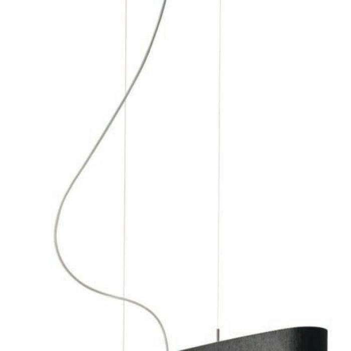 Imagen 1 de Iris T 2711 lamp Pendant Lamp E14 6x11W niquel/Grey