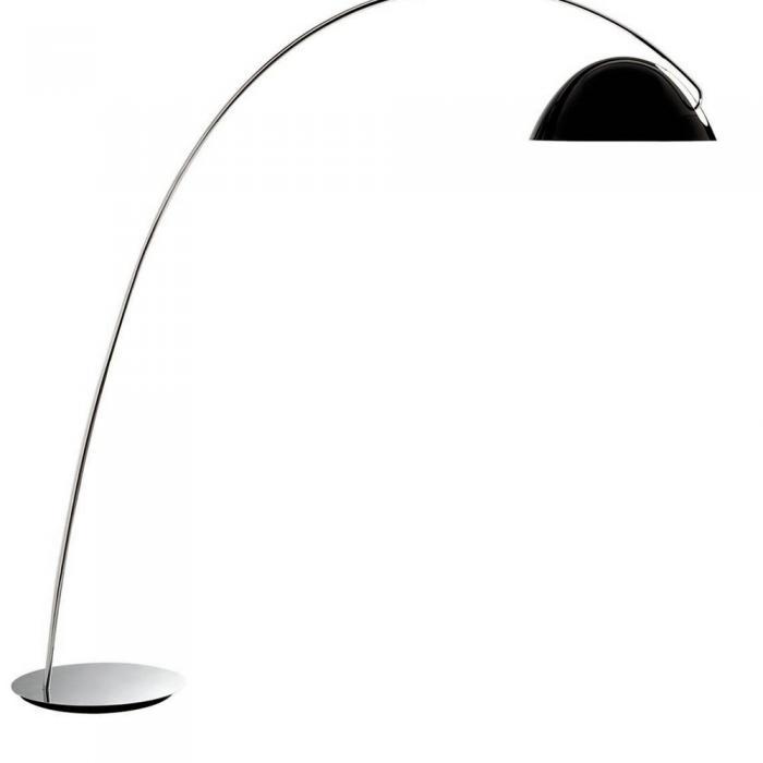 Imagen 1 de Pluma P 2959 lámpara de Pie con brazo extensible con dimmer E27 25w negro