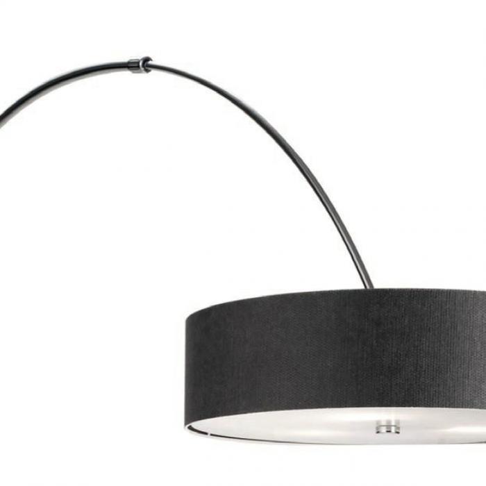 Imagen 1 de Iris P 2718 Floor Lamp Chrome