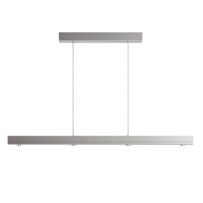Imagen 1 de Fina Pendant Lamp 112cm LED 4x7w dimmable 3000K Nickel
