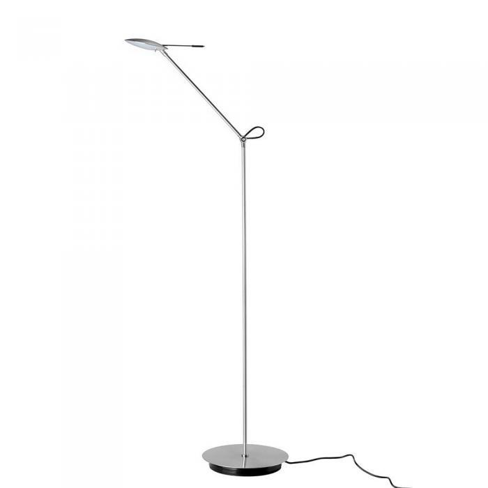 Imagen 1 de Moon P 3007 lámpara of Floor Lamp cable Black Nickel