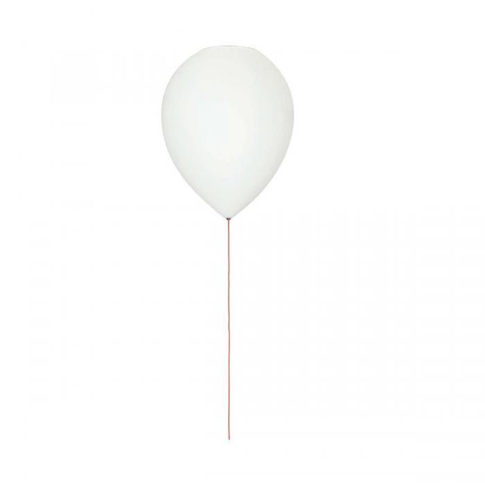 Imagen 1 de Balloon T 3052 ceiling lamp 26cm E27 20w white