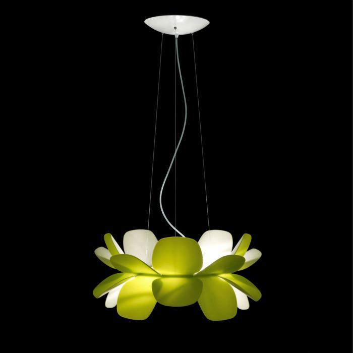 Imagen 1 de Infiore T 5805 Lámpara Colgante ECO 120W Verde