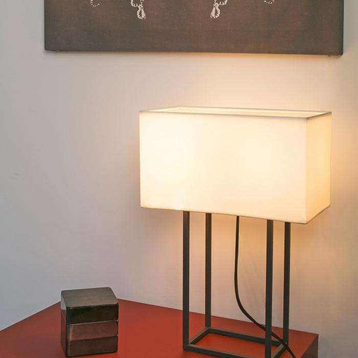 Vesper Lámpara Colgante marrón 40cm 3XE27 20W