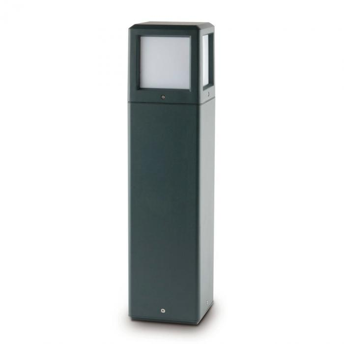 Imagen 1 de Cartago Beacon Outdoor Grey Dark 1L E27 CFL 13w