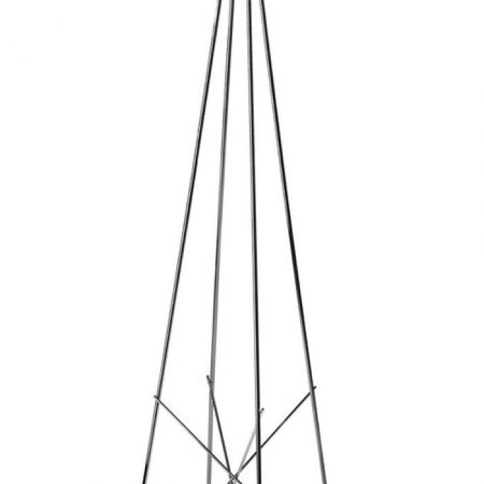 Imagen 1 de Ray F2 lámpara de Pie 171cm E27 1x205w Cristal