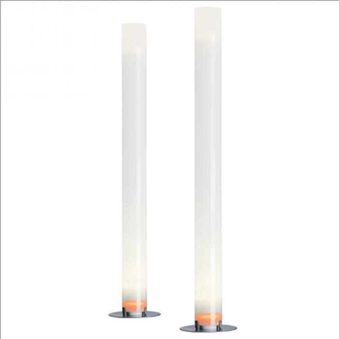 Imagen 1 de Stylos lámpara de Pie gris Plata E27 120w