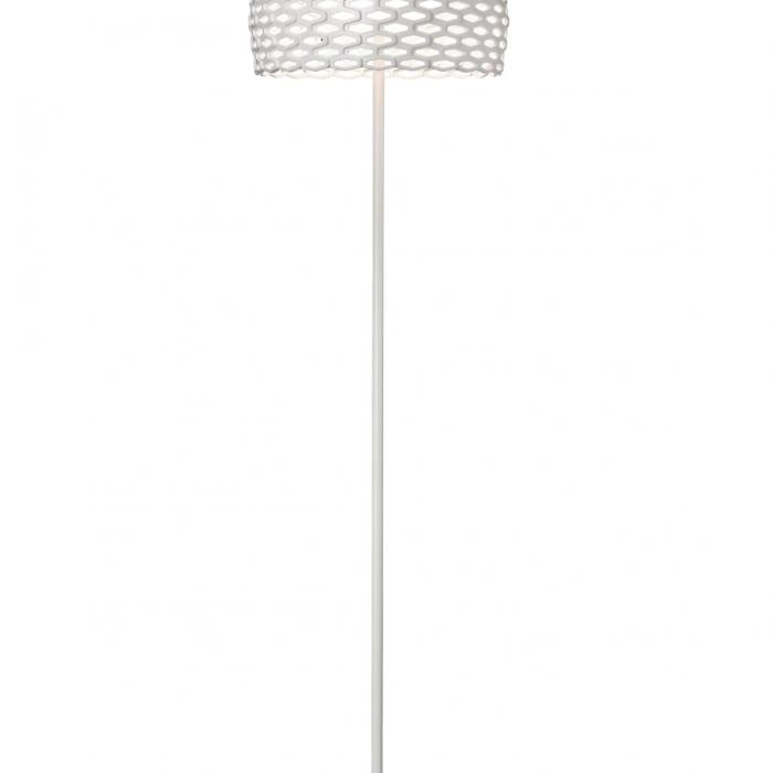 Imagen 1 de Tatou F lámpara de Pie E27 205w Blanco