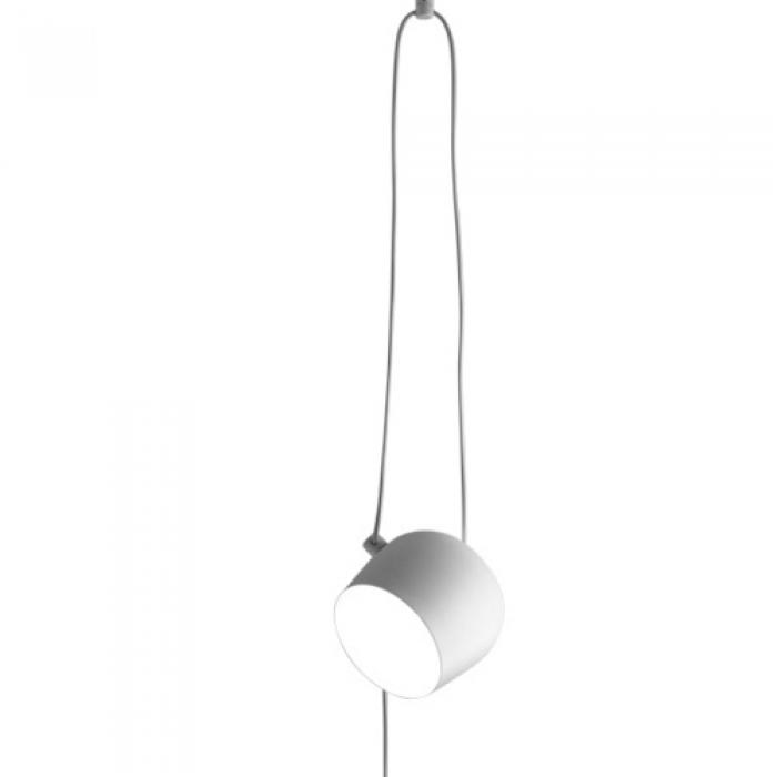 Suspension Bouchon Blanc Más Aim Câble Lampe Small OuZkXiP