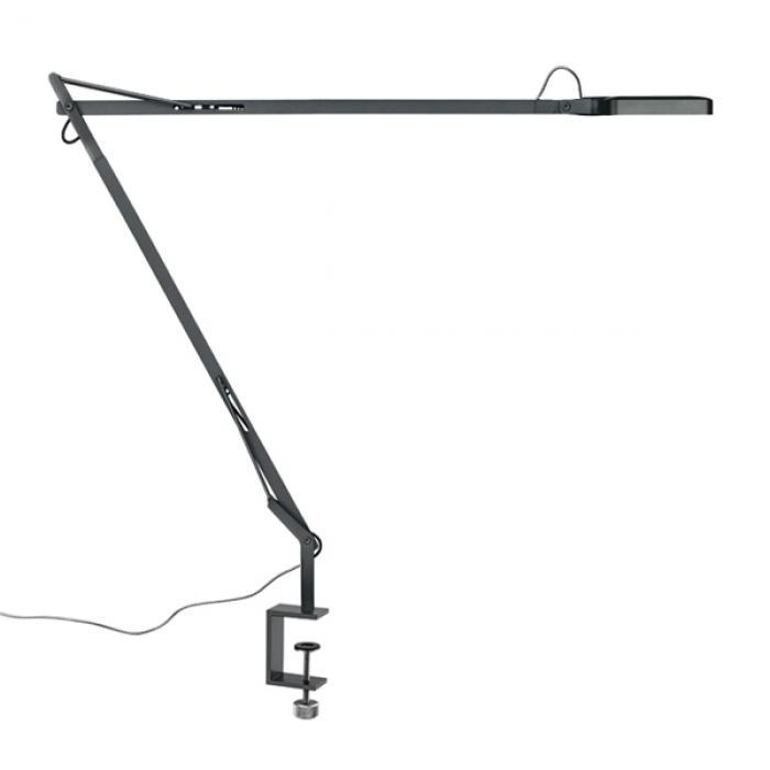 Imagen 1 de Kelvin LED F lámpara de Pie 8w 110cm Antracita
