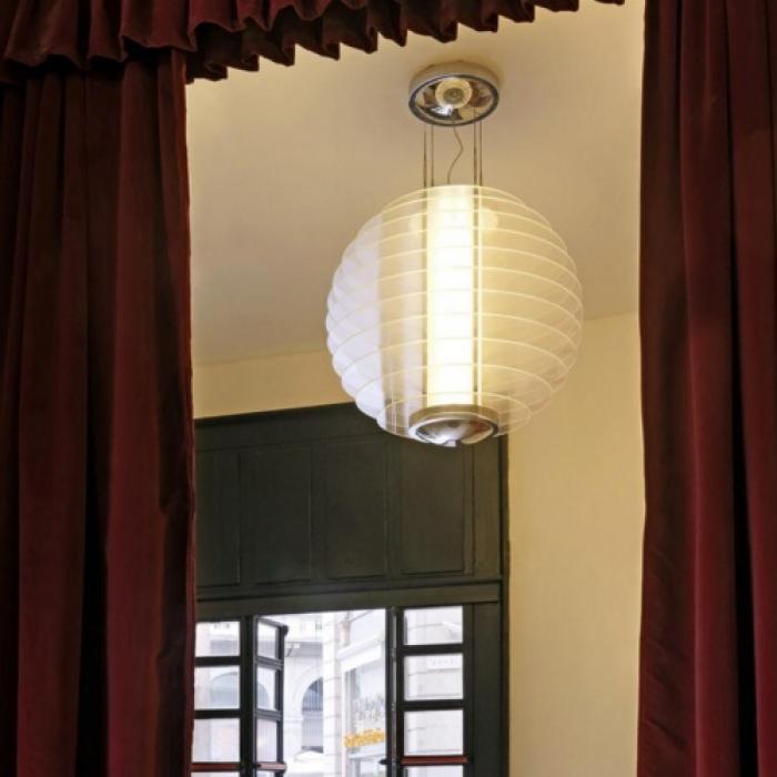 Imagen 1 de 0024XXL lamp Pendant Lamp 4x54w (FL) g5 dali
