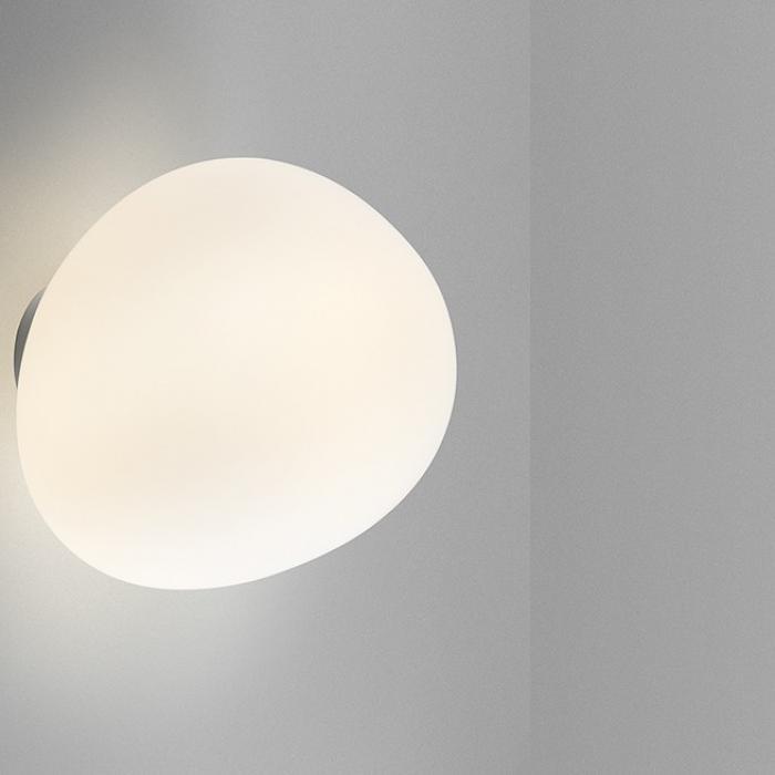 Imagen 1 de Gregg Accesorio Repuesto Cristal 13cm blanco