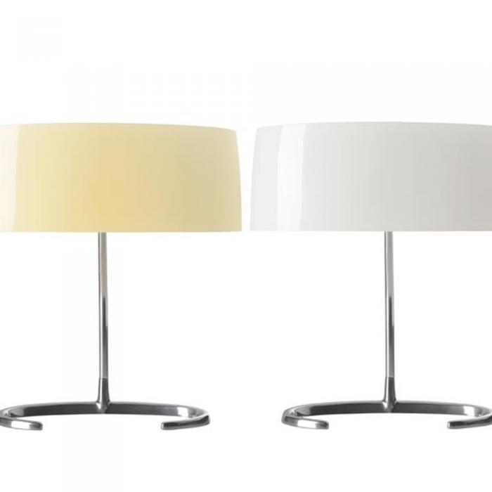 Imagen 1 de Esa 07 Grand Lampe de table 1x77w max blanc