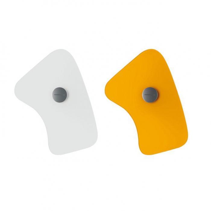 Imagen 1 de Bit 5 Aplique/Plafón Naranja