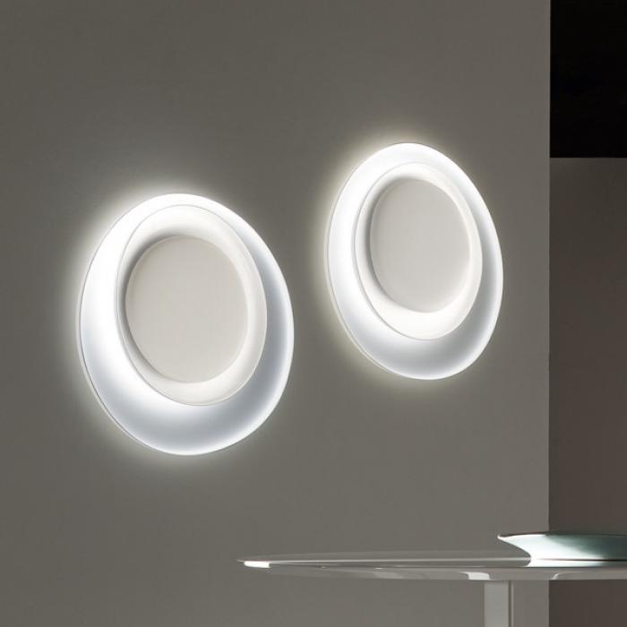 Imagen 1 de Bahia Aplique LED 43W 76x70cm - Blanco