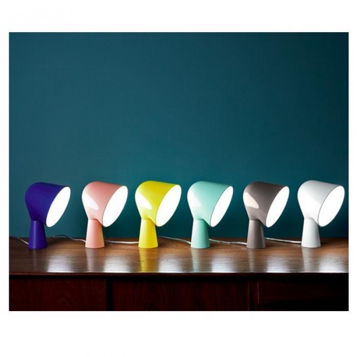 Imagen 1 de Binic Lampada da tavolo rosa
