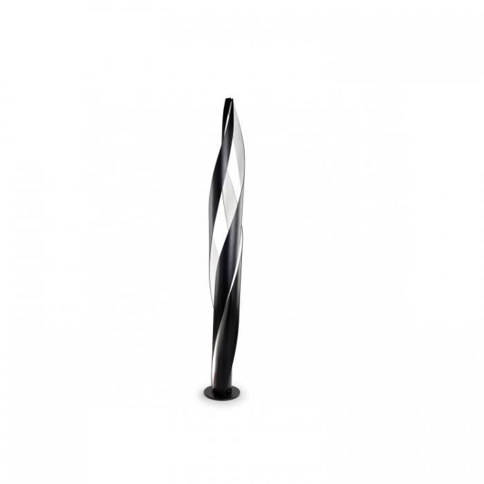 Imagen 1 de Bosquet lámpara de Pie 191cm E27 1x150w - negro mate