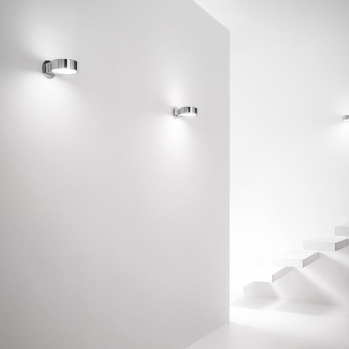 Imagen 1 de Anello Wall Lamp LED 1/1 8w Aluminium Brillo