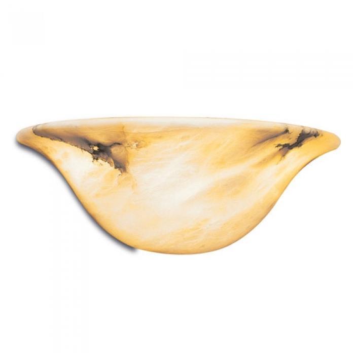 Imagen 1 de Wall Lamp white Alabaster champan