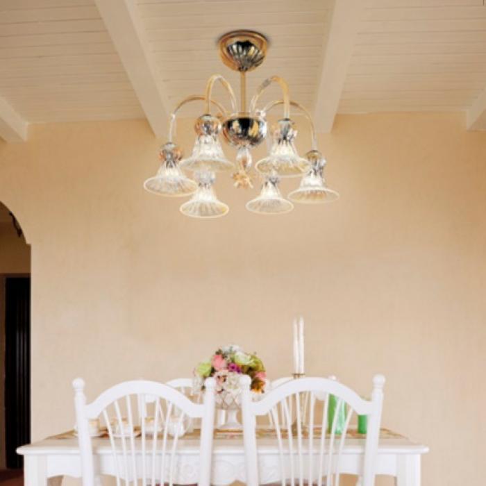 Imagen 1 de 488 ceiling lamp PL6 Glass
