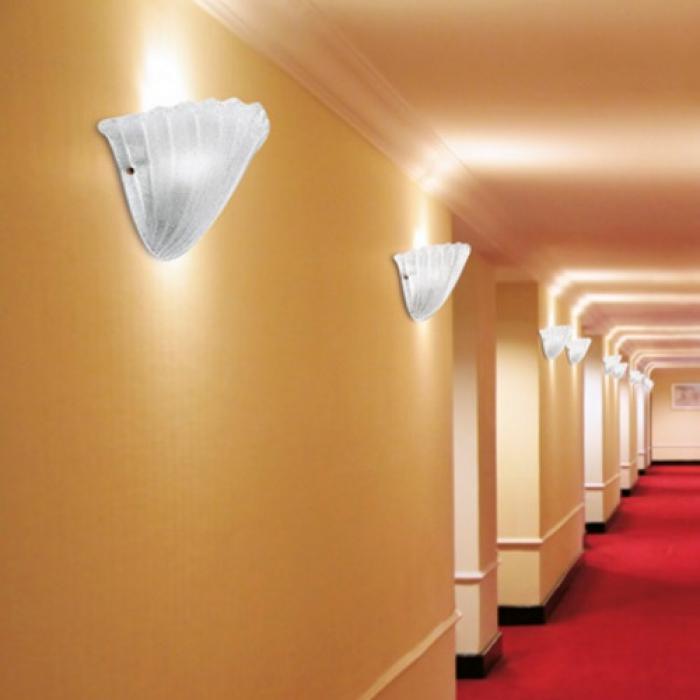 Imagen 1 de 649 Wall Lamp Glass Sand P