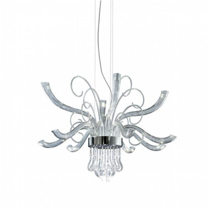 Imagen 1 de Elysee L18 lamp Pendant Lamp LED Hoja Glass