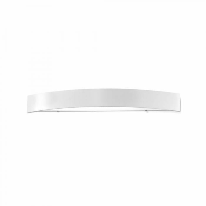 Imagen 1 de Curvé Applique 69cm LED 28w 3000K Blanc