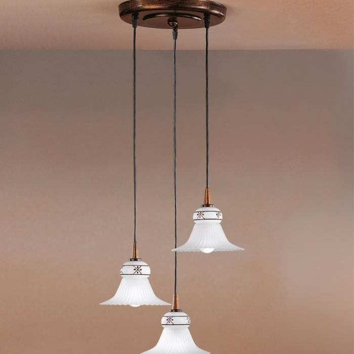 Linealight Mami Pendant Lamp Triple 243 Xido 2647 L 225 Mparas