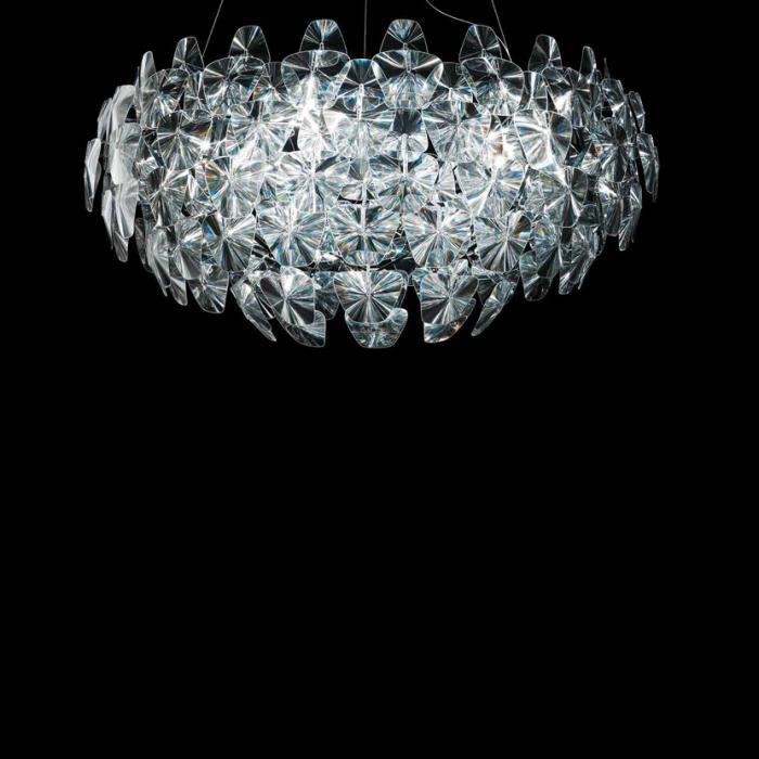 Imagen 1 de D66/105 Hope Pendant Lamp ø200cm 5x23w E27 FBT Transparent