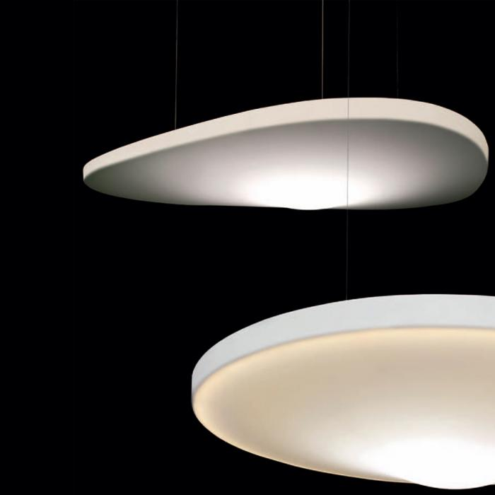 Imagen 1 de Petale (Estructura) Lámpara Colgante 154cm + tira LED blanco