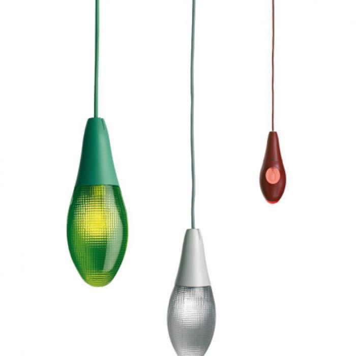 Imagen 1 de D30/4 2 Pod LED (accesorio) Palo H 120cm gris