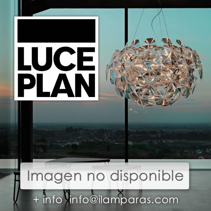 Imagen 1 de Silenzio (lampenschirm) Lampe Pendelleuchte textil- kvadrat 148,5cm - Grau oscuro