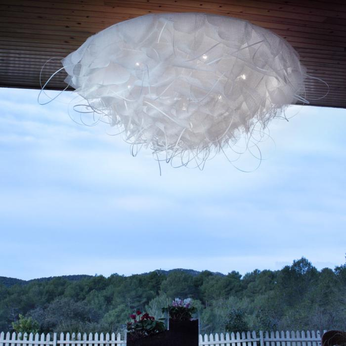 Imagen 1 de Struk C100 ceiling lamp white