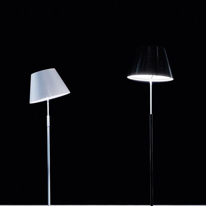 Imagen 1 de Nolita lámpara de Pie Aluminio blanco