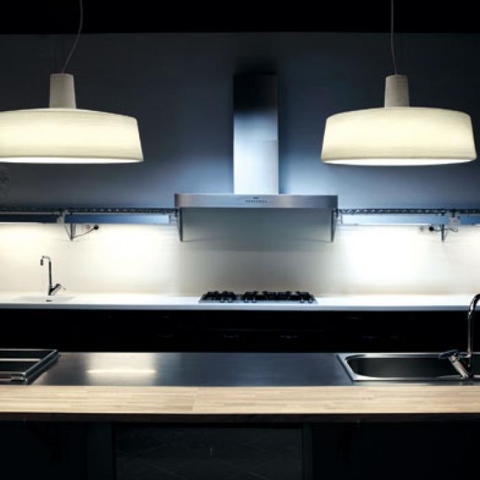 Imagen 1 de Soho 112 lámpara Colgante IP44 264 LED 115.2W blanco