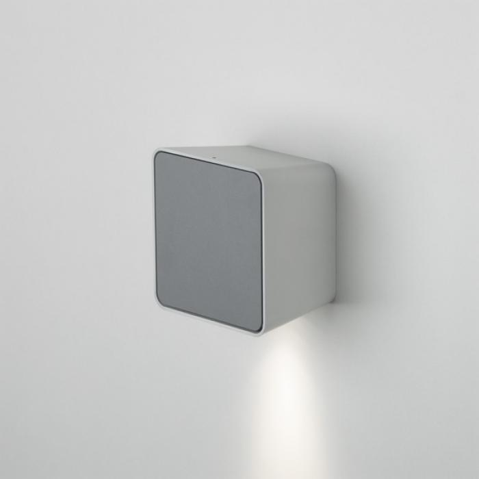 Imagen 1 de Lab 1 (Estructura) Aplique Exterior LED 1 haz de luz 12,6cm IP65 Blanco