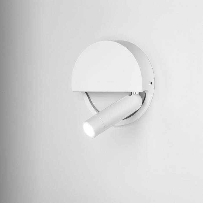 Imagen 1 de Ledtube R Aplique Circular plegable izquierdo 3 w LED Blanco
