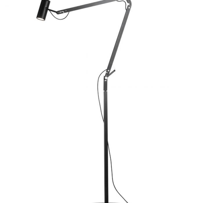 Imagen 1 de Polo (accesorio) Soporte y Base de suelo negro