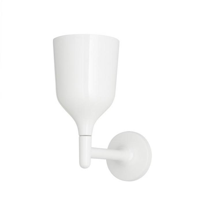 Imagen 1 de Copacabana to Wall Lamp Gx24q 2 18w porcelain white