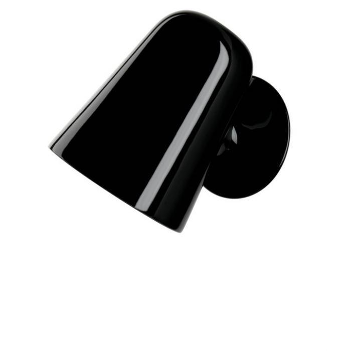 Imagen 1 de Funghi Wall Lamp E14 Eco Hal Máx 42W Black