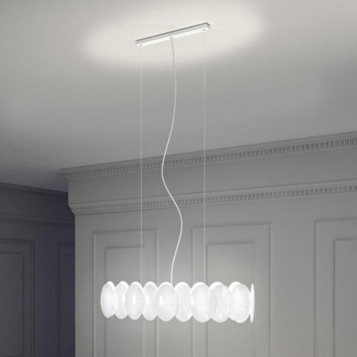 Imagen 1 de Obolo 6494 Pendant Lamp white LED 36x1.1w