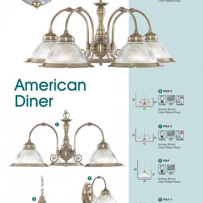 Imagen 1 de American Diner 9345 5
