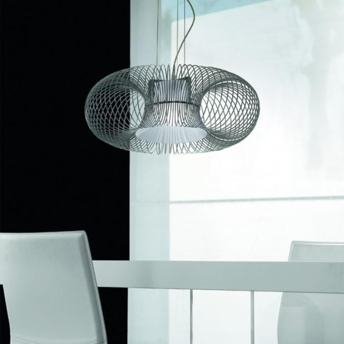 Imagen 1 de Spring SO 55 large Pendant Lamp white