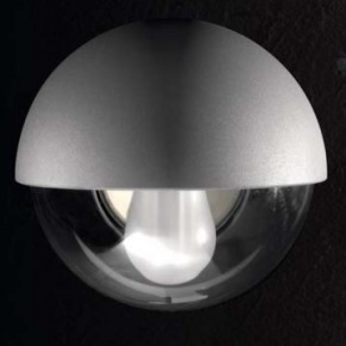 Imagen 1 de Bella E27 15W Aluminio IP44