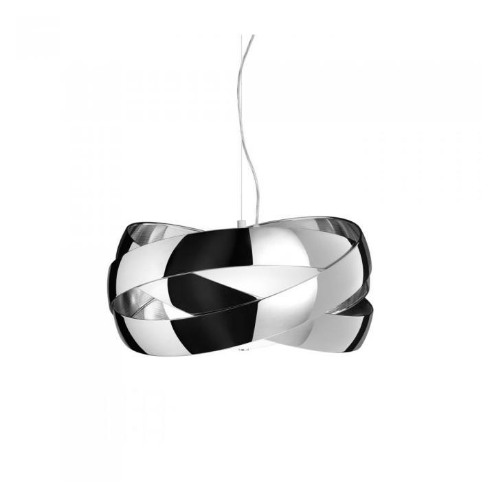 Imagen 1 de Siso T 2996 lamp Pendant Lamp ø60cm E27 3x100w Chrome