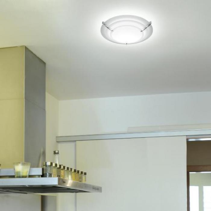 Imagen 1 de Escala 6422 ceiling lamp 1 LED 16w chromed