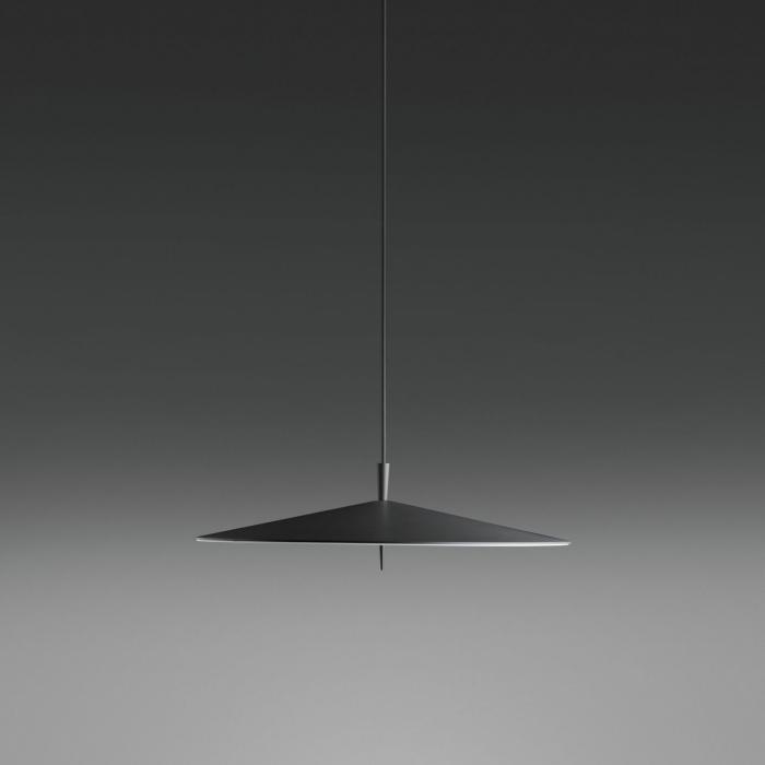 Imagen 1 de Pla Lámpara Colgante Ø600mm LED 3x11W Lacado Gris